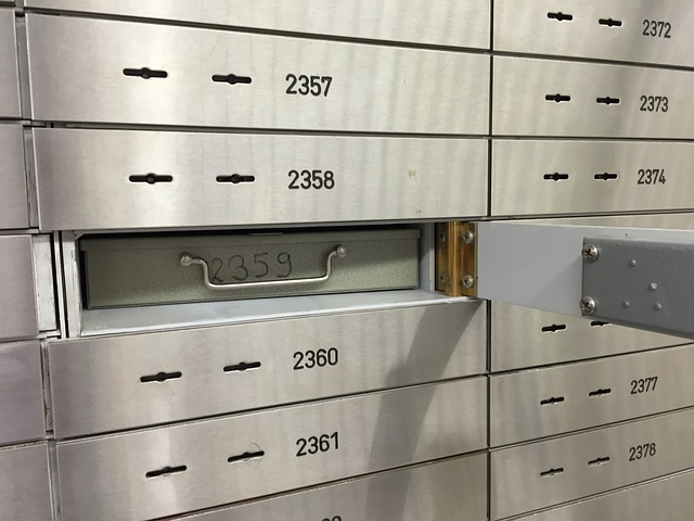 Estate Planning Safe Deposit Box